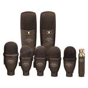 میکروفون ادوات موسیقی DRK F5H3