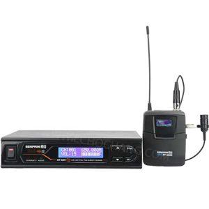 میکروفون بیسیم HF SR 6200 PT