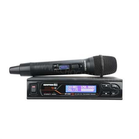 میکروفون بیسیم HF SR 6200 HT